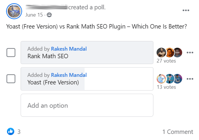 Yoast-vs-Rank-Math-Facebook-Poll