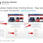Cloudways DigitalOcean Page Speed