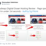 Cloudways DigitalOcean Page Speed