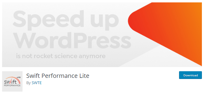 Swift Performance Lite