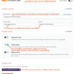 WP Rocket Cloudflare Settings