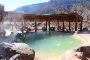 Jemez Hot Springs, New Mexico