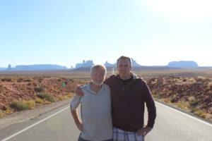 Route 66 with Dad