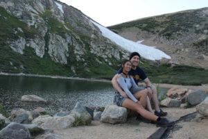 Saint Marie's Glacier, Colorado