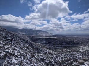 Sandia Peak Tramway, New Mexico