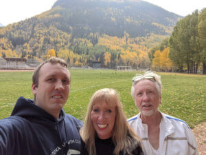 Telluride With Mom And Dad