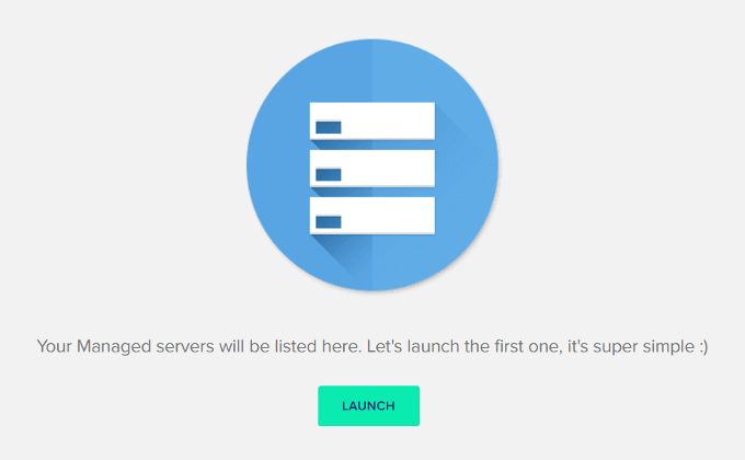 Launch Server on Cloudways