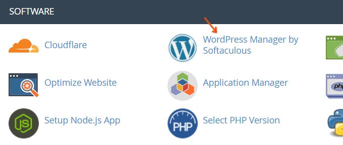 NameHero WordPress Manager